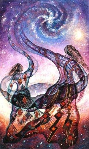 Barbara Kahn-Spiral Dance