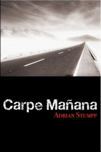 Carpe Mañana project book cover