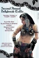2nd Belly Break Coffla Poster