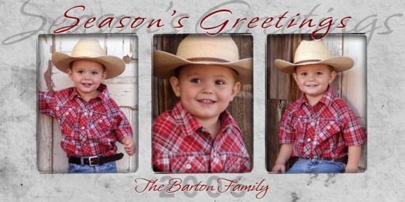 Season's Greetings at Hazen Studios