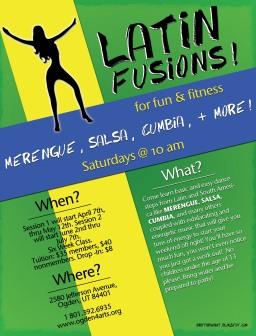 Latin Fusions