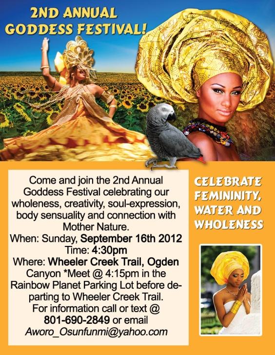 Goddess Festival 2012