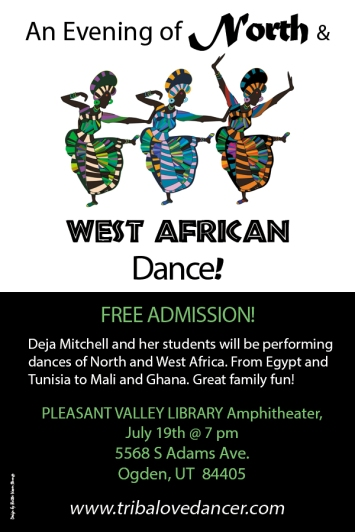 North & West African Dance