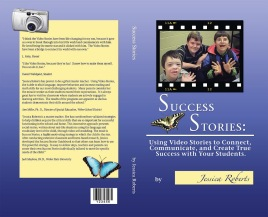 Book Design for Jessica Roberts