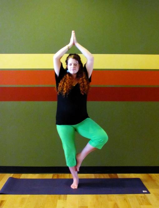Prenatal Yoga at Ecofusion