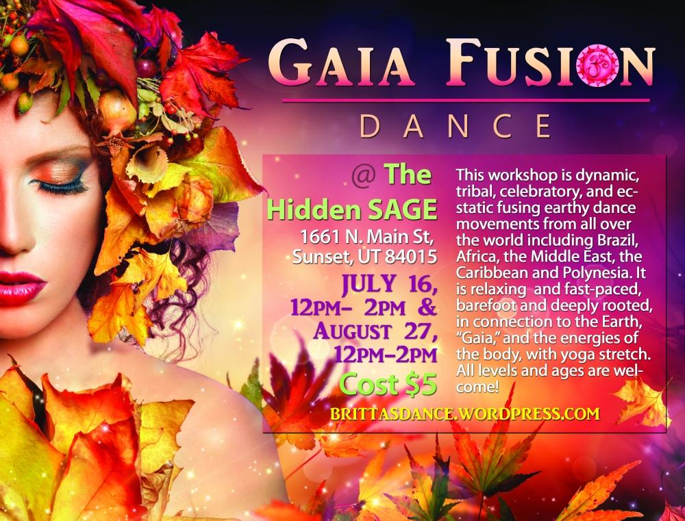 GaiaFusionSage